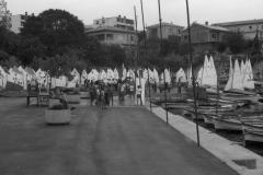 1Kraljevička regata optimista, kadeta i klase 470, 1974. godina