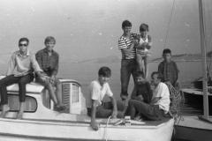 1Kraljevički jedriličari sredinom 1960-ih.