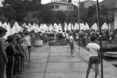 2Kraljevička regata optimista, kadeta i klase 470, 1974. godina