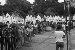 3Kraljevička regata optimista, kadeta i klase 470, 1974. godina