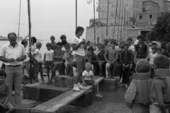 4Kraljevička regata optimista, kadeta i klase 470, 1974. godina