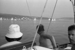 6Kraljevička regata optimista, kadeta i klase 470, 1974. godina