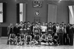 Zlatno doba košarke u Kraljevici 1981.